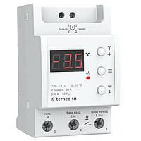 Терморегулятор terneo sn 32 А