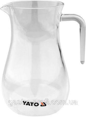 Графин для напитков 0,8 л YatoGastro YG - 07005, фото 2