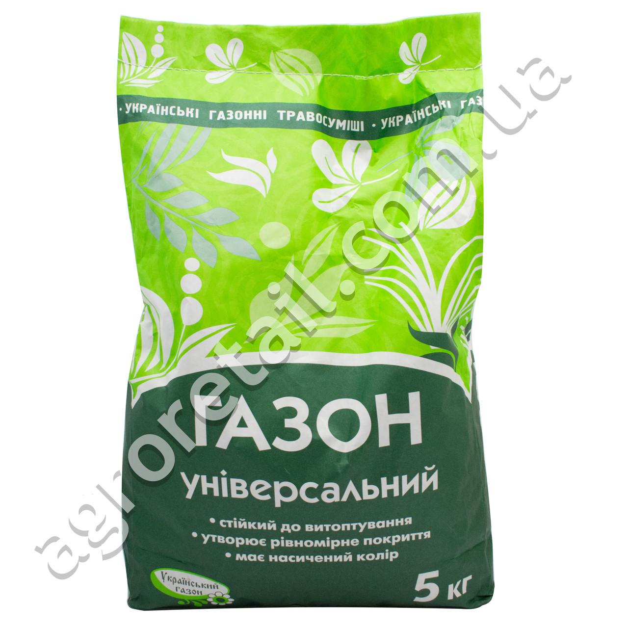 Трава газонная Универсальный 5 кг