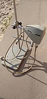 Лабораторная мешалка электрическим регулируемым  верхним приводом(ГДР), фото 1