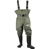 Забродный костюм для настоящих любителей рыбалки.