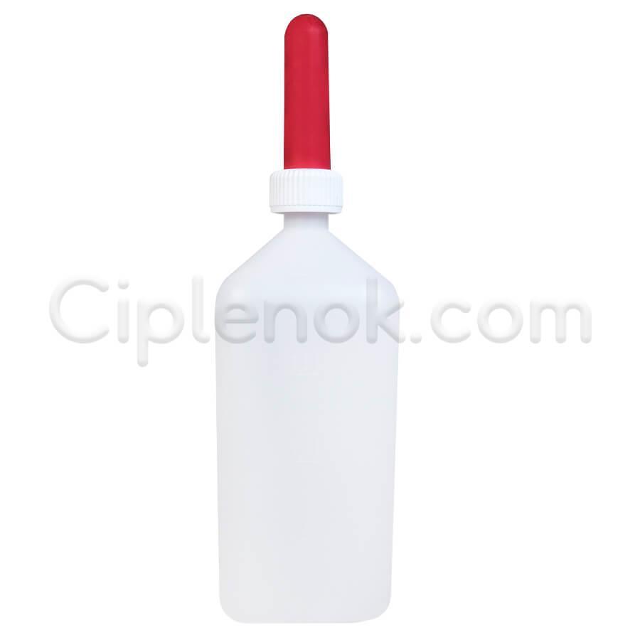 Бутылка для поения телят 2 л (Farma)