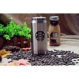 Термокружка Vacuum Cup Starbucks PTKL-360, фото 5