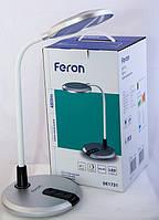 Настольный светильник Feron DE1731  белый 8W