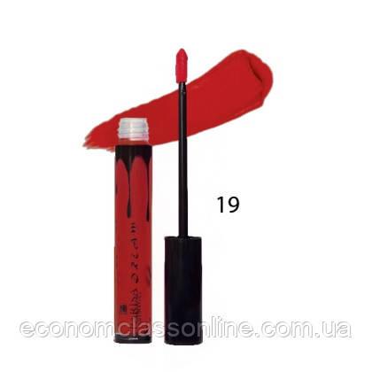 PARISA Блеск для губ LG-603 19 Красный классик