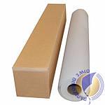 Холст синтетический с глянцевым покрытием для струйных принтеров 280 г/м2, 1070 мм х 30 метров, фото 3