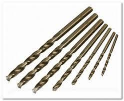 Сверло по металлу Р18 (кобальт) 4,8 мм