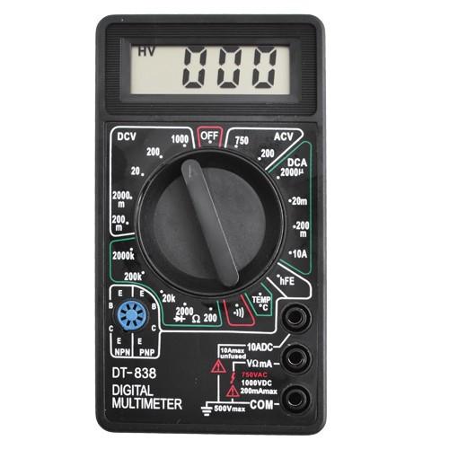 Цифровой мультиметр DT 838-2