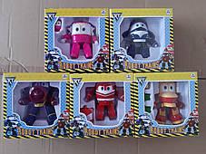 Роботы-поезда Robot Trains набор из 5-ти штук, фото 2