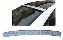 Козырек на заднее стекло (бленда) Hyundai sonata YF i45 (хюндай/ хендай/ хундай соната юф 2009+)