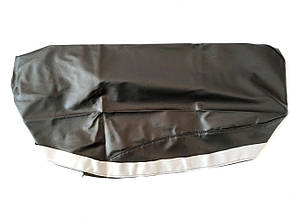 Чехол сиденья Active 110 черный, черный кант JOHN DOE, фото 2