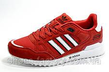 Мужские кроссовки в стиле Adidas ZX750, Red\White (Красные), фото 2