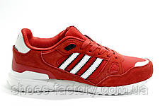 Мужские кроссовки в стиле Adidas ZX750, Red\White (Красные), фото 3