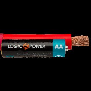 Соединитель для аккумуляторов (коннектор, перемычка) 20см, 22мм.кв., фото 2