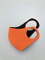 Многоразовая защитная маска с неопрена маска Питта, фото 1