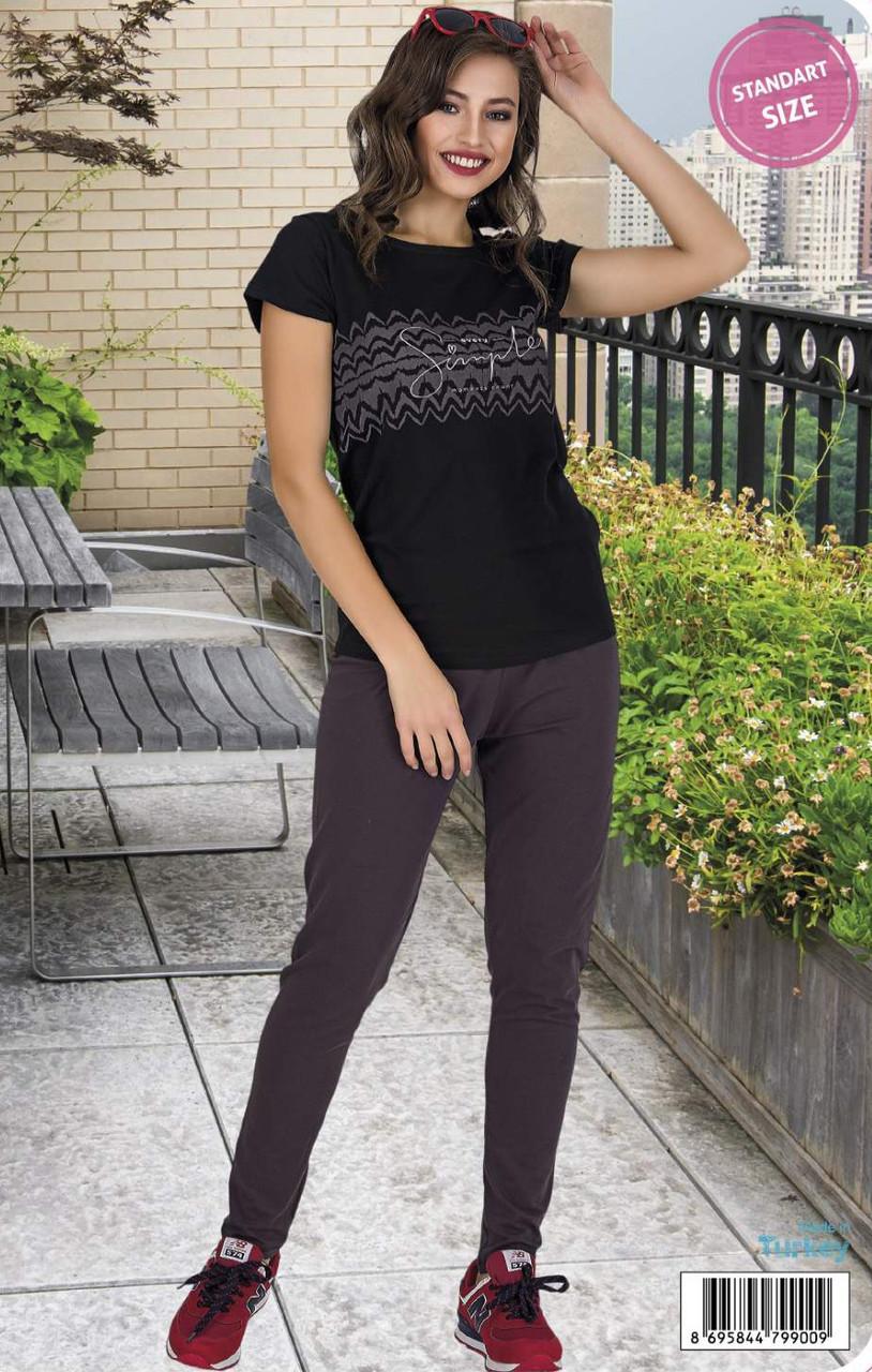 Стрейчевий комплект футболка та лосини Polat Yildiz