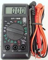 Цифровий мультиметр DT 182, фото 1