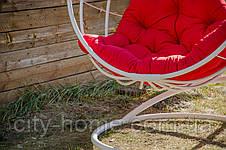 """Подвесное кресло-кокон """"Адель"""" белое, фото 3"""