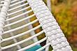 """Підвісне крісло-кокон """"Кит"""" біле, фото 3"""