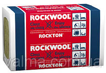 Минеральная базаьтовая вата ROCKWOL/ROCKTON АКУСТИК 100*610*1000 мм (3,66 м2/уп)