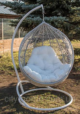 "Подвесное кресло-кокон ""Эмилия"" берёза, фото 2"