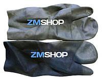Перчатки к костюму ОЗК каучук (кислотно-щелочные)
