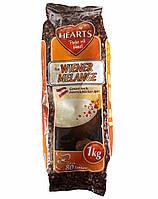 Капучіно hearts wiener melange (меланж) 1кг