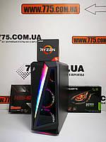 Игровой компьютер, AMD Ryzen 5 1600 3.20GHz (12 потоков), 16ГБ DDR4, SSD 240ГБ, HDD 1ТБ, GTX 1060 6ГБ, фото 1