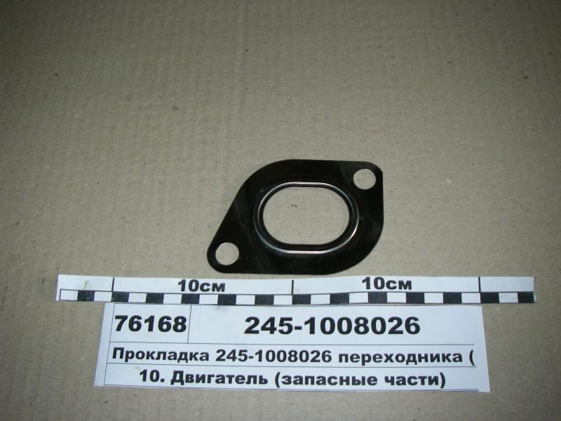 Прокладка переходника метал. (пр-в Радиоволна ГРУПП) 245-1008026