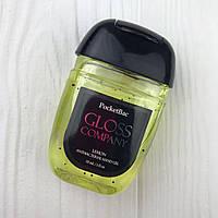 Антисептик для рук Gloss Lemon Санитайзер 29 мл city8, КОД: 1614244