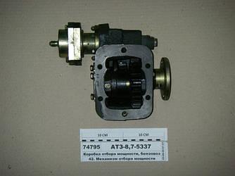 Коробка отбора мощности МАЗ-бензовоз (ДП МОУ) АТЗ-8,7-5337