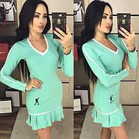 Женское платье спорт №70052-3