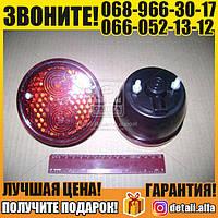 Фонарь ГАЗ 53, 52 габаритный задний правый кругл. (ФП-101) (пр-во Россия) (арт. 51А-3716010)