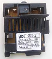 Блок управления детского электромобиля JiaJia JT-C21-G50B 2.4GHz 12V