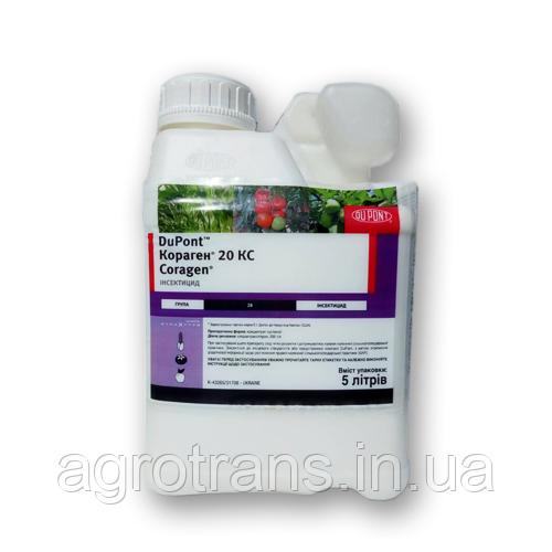 Инсектицид, Кораген 20.К.С., Дюпон (Dupont)