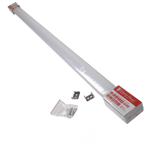 ElectroHouse LED светильник ПВЗ slim 40W 1210мм 6500K 3200Lm IP65, фото 2