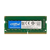 Оперативна пам'ять Crucial DDR4 4GB 2666 MHz CL19 SODIMM