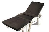 Матрас для лежака с валиком Confort дралон 2700