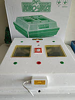 Инкубатор  Квочка  МИ-30 МЕХ на 70 яиц механический переворот, фото 1