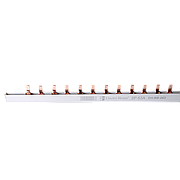ElectroHouse Шина соединительная (гребенка) 2P 63A