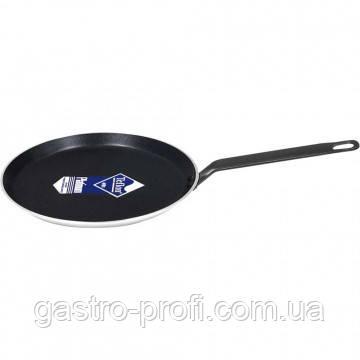 Сковорода алюмінієва з антипригарним покриттям для млинців 25,5/21,5 см YatoGastro YG-00152, фото 2