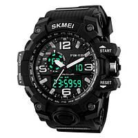 Мужские часы Skmei Hamlet OLD Black Оригинал + Гарантия!