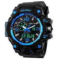 Мужские часы Skmei Hamlet OLD Blue Оригинал + Гарантия!