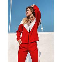 Стильный женский спортивный костюм Соты 588