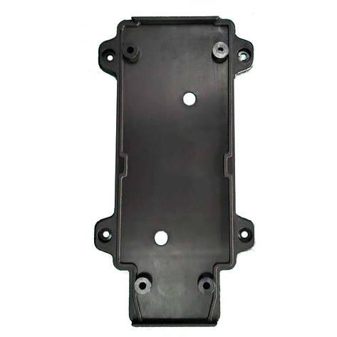 ElectroHouse Настенное крепление черное, пластик, для трекового LED светильника 30W, фото 2