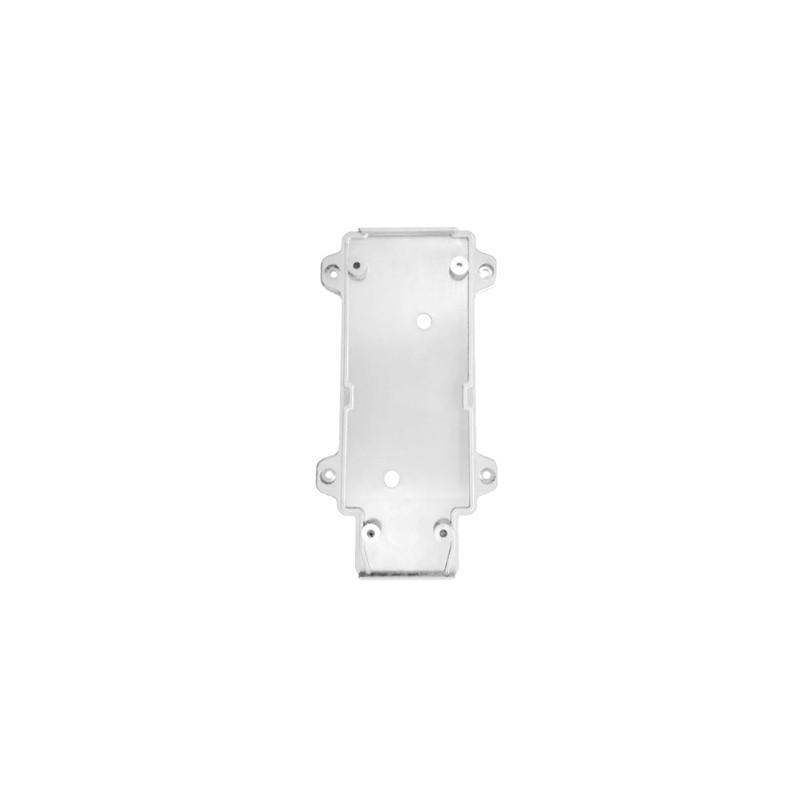 ElectroHouse Настенное крепление белое, пластик, для трекового LED светильника 15W