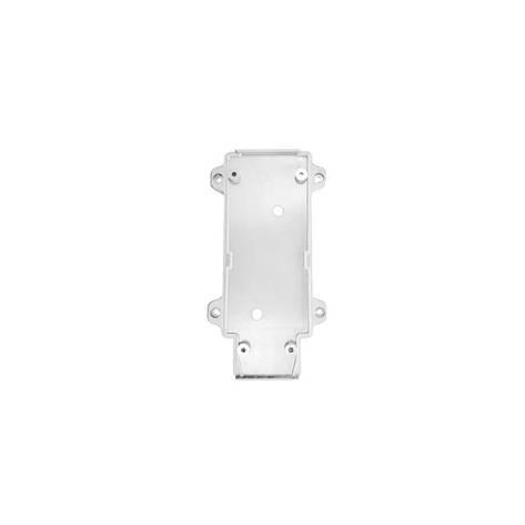 ElectroHouse Настенное крепление белое, пластик, для трекового LED светильника 15W, фото 2