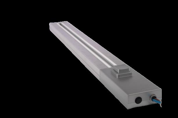 ElectroHouse Трековая рейка серебро 0,5м, фото 2