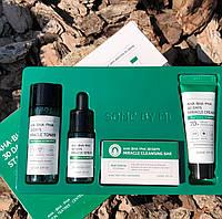 Набор для проблемной кожи с кислотами Some By Mi AHA-BHA-PHA 30 Days Miracle Starter Edition