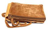 Сумочка с кошечкой с двумя отделениями 17х10 см желтая, фото 3